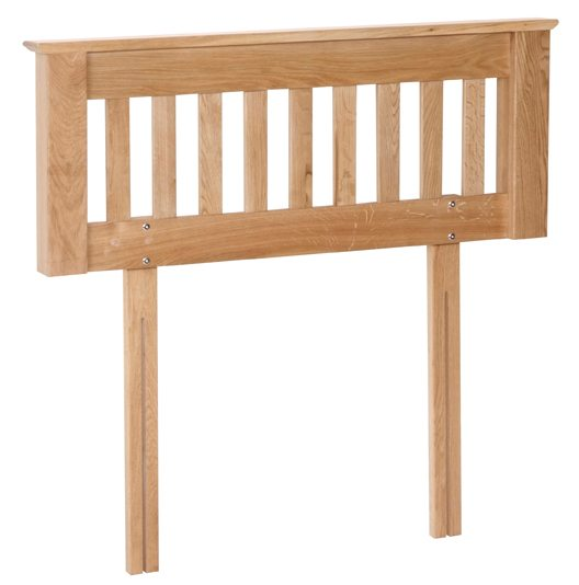 beetham oak headboard