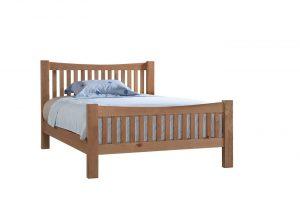 westmolrand oak bed